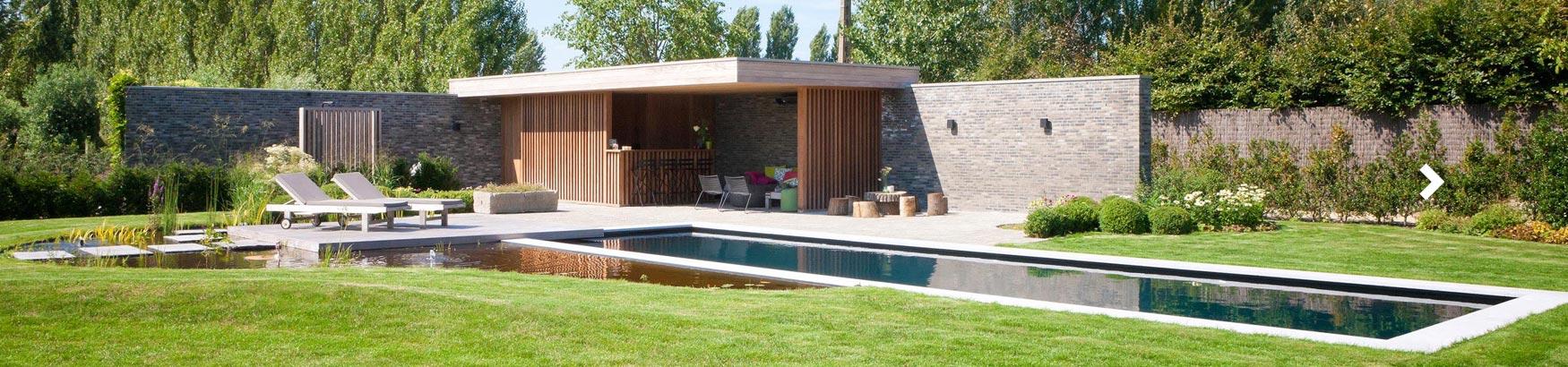 Zeer tuin met zwembad voorbeelden ow34 for Tuin met zwembad voorbeelden